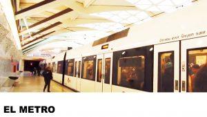 información del metro