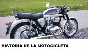 orígenes de la motocicleta