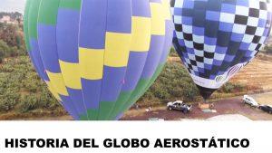 orígenes del globo aerostático