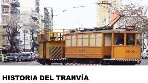 orígenes del tranvía