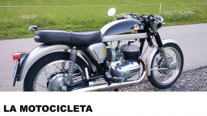 información de la moto