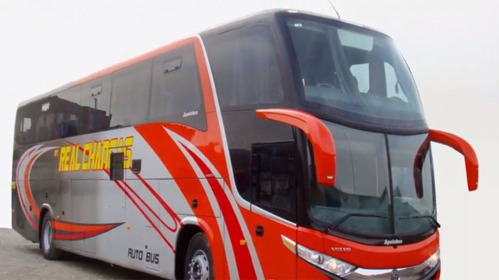 carroceria del bus