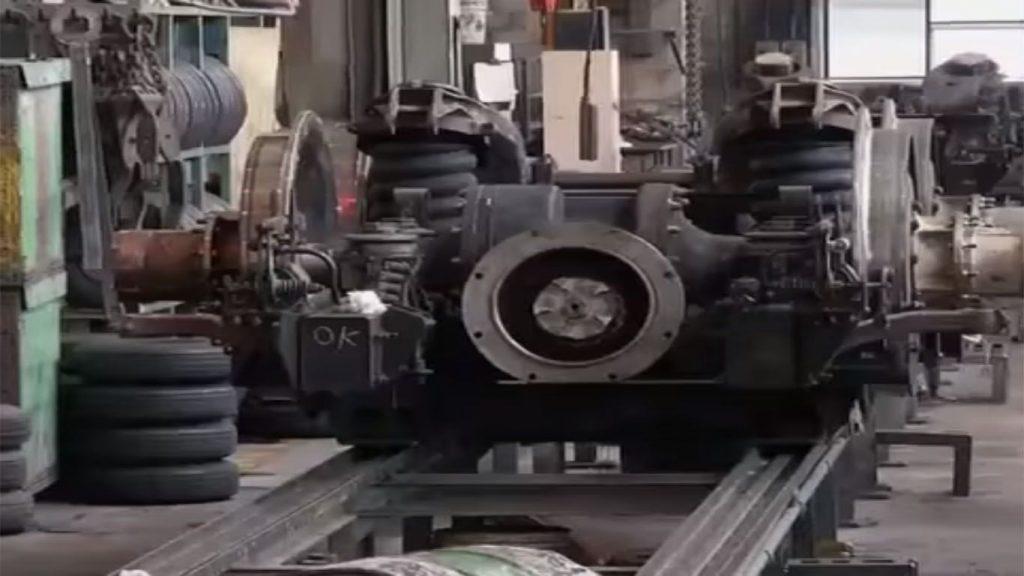 motores de metro