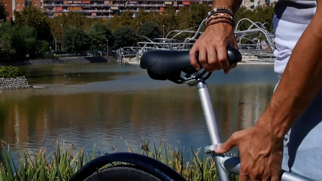 sillin de la bici